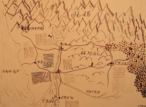 Book 2 Map