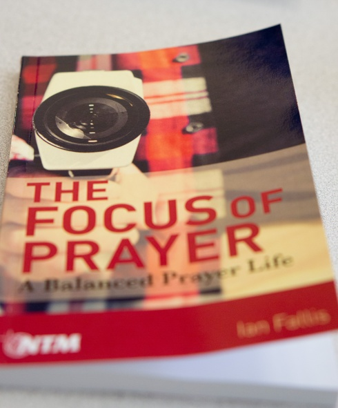 The Focus of Prayer